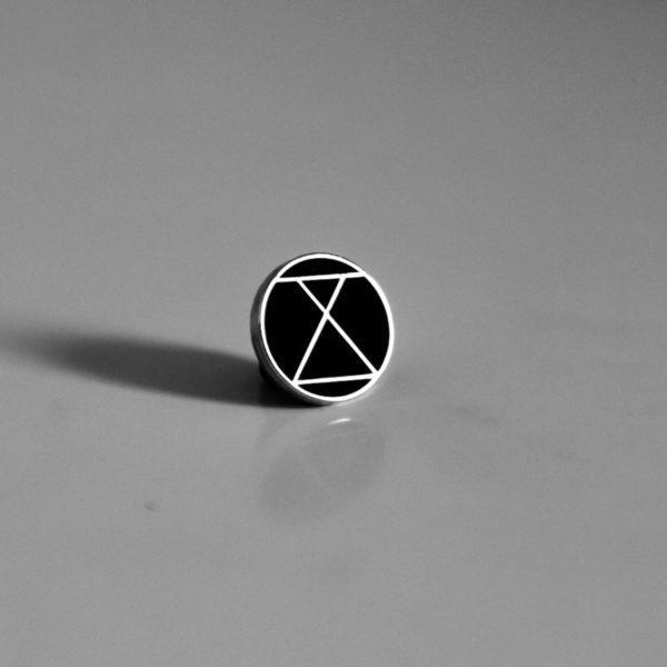 StyleZeitgeist Logo Pin -