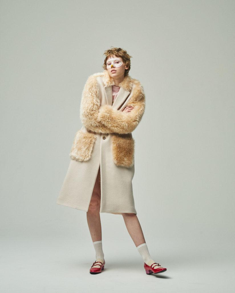 SueUNDERCOVER F/W20 Women's - Lookbook - Womenswear, Women's Fashion, Undercover, SueUNDERCOVER, PFW, Paris Fashion Week, Paris, FW20, Fashion, Fall Winter, 2020