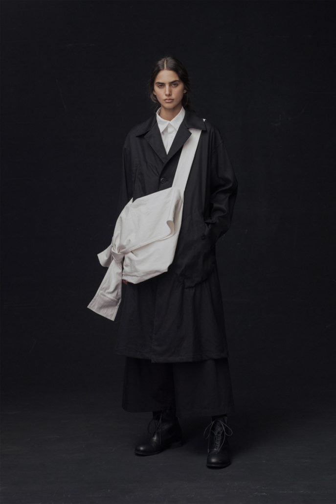 Y's F/W20 Women's – Lookbook - Yohji Yamamoto, Y's, Womenswear, Women's Fashion, lookbook, FW20, Fashion, Fall Winter, 2020