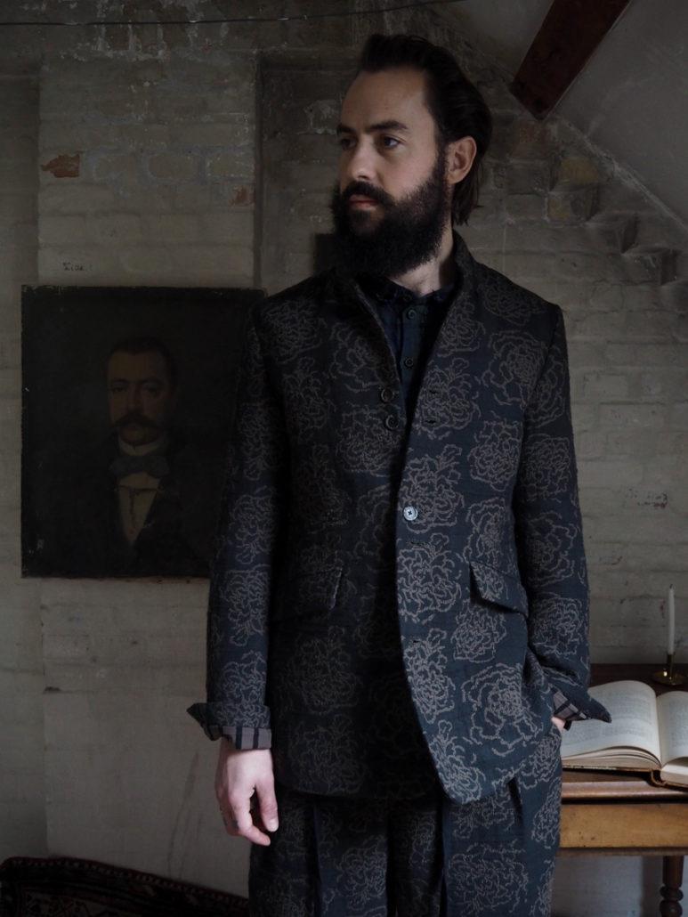 Aleksandr Manamïs F/W20 Men's – Lookbook - MENSWEAR, Mens Fashion, lookbook, FW20, Fashion, Fall Winter, Aleksandr Manamïs, 2020