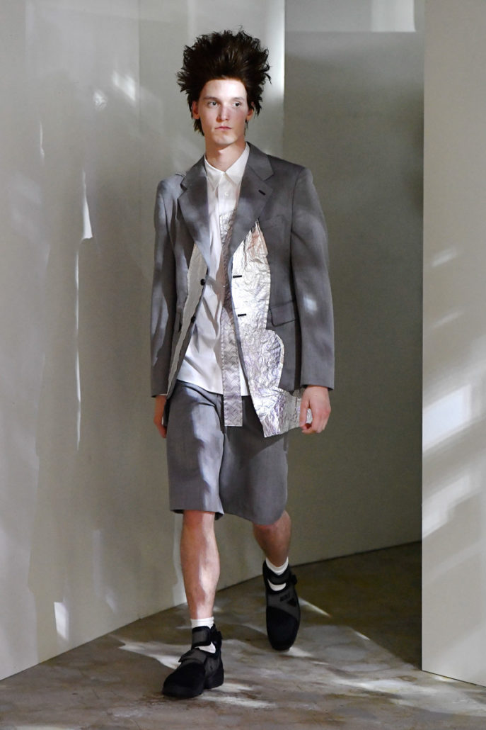 Comme des Garçons Homme Plus S/S21 Men's – Paris - ss21, Spring Summer, MENSWEAR, Mens Fashion, Fashion, Comme Des Garcons Homme Plus, Comme Des Garcons, 2020