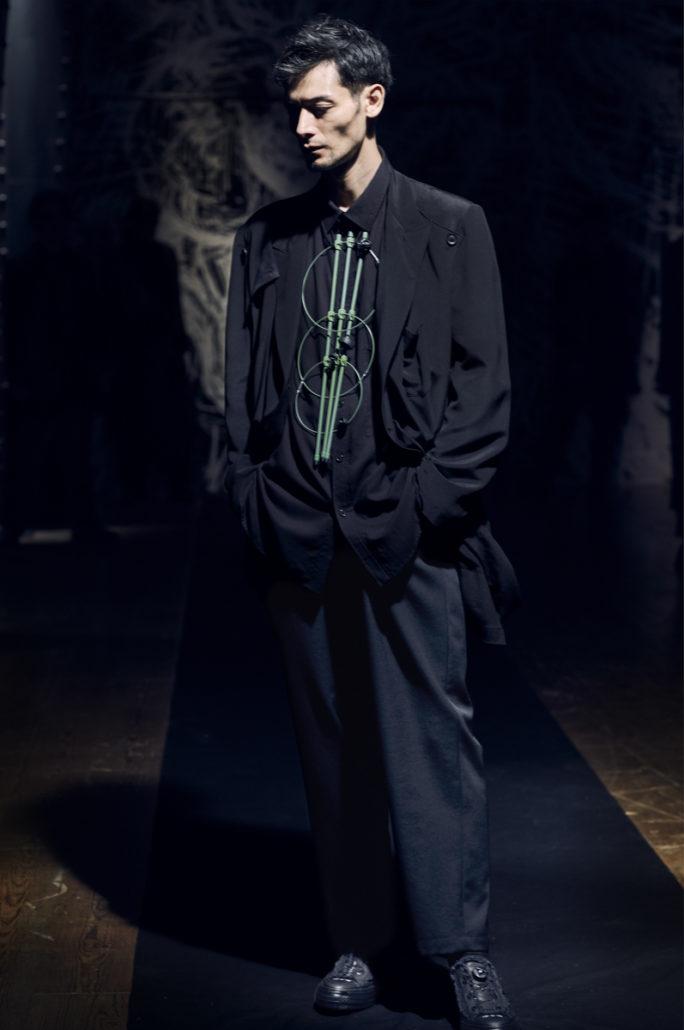 Yohji Yamamoto S/S21 Men's – Paris - Yohji Yamamoto, Takay, ss21, Spring Summer, PFW, Paris Fashion Week, Paris, MENSWEAR, Mens Fashion, Fashion, 2020
