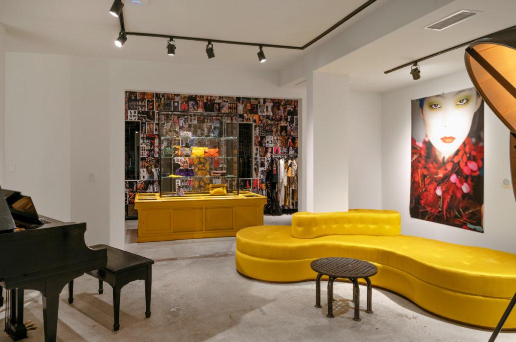 Dries Van Noten Opens Los Angeles Store - Retail, Los Angeles, Fashion, dries van noten, 2020