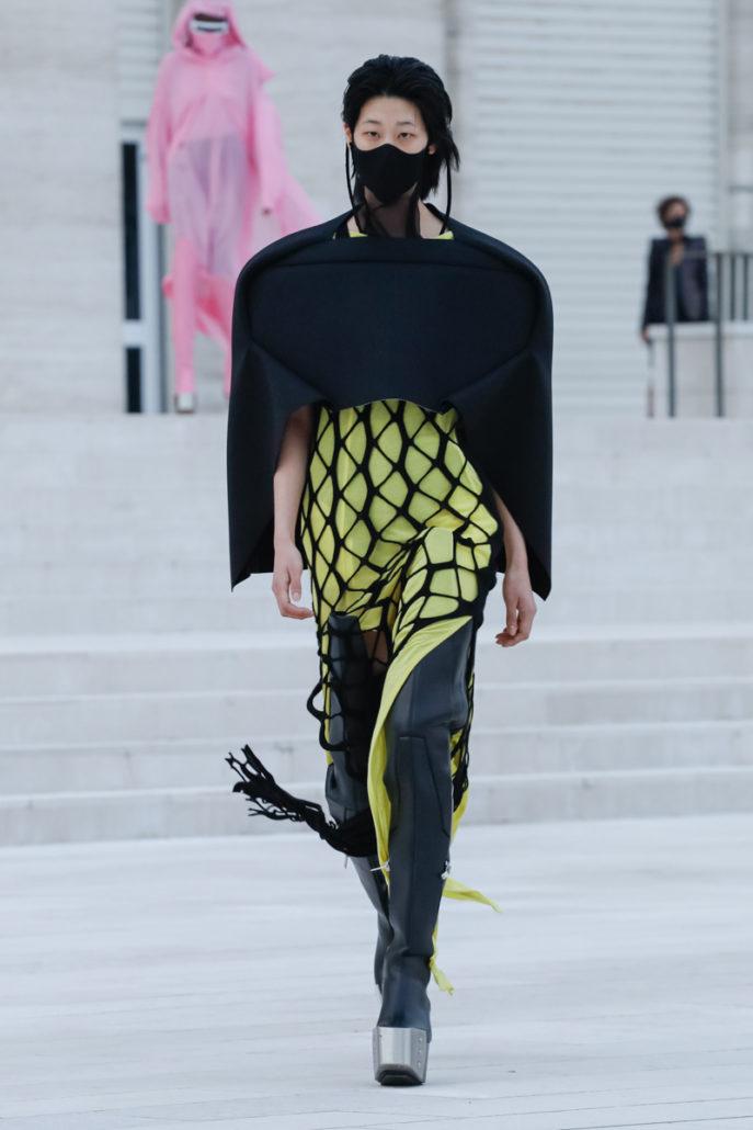 Rick Owens S/S21 Women's – Paris - Womenswear, Women's Fashion, ss21, Spring Summer, Rick Owens, PFW, Paris Fashion Week, Paris, lookbook, Fashion, 2020